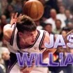NBA史上最も奇想天外な魔術師 – ジェイソンウィリアムス