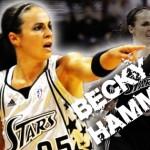 ベッキーハモン、NBA史上初女性ヘッドコーチの誕生