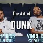 DJステフェンズとビンスカーターによるダンク対談、The Art of Dunkを翻訳してみた