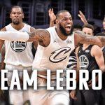 NBAオールスター2018は大成功、チームレブロンが劇的な逆転勝利を収める