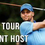凄腕ゴルファーのステフィンカリーが2019年の秋にPGAツアーイベントを主催か