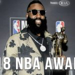 NBA 2017-2018シーズンの各アウォード受賞者が発表