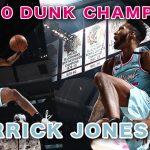 デリック・ジョーンズJr.がダンク王者に輝く、NBAダンクコンテスト2020全体を振り返っての感想
