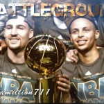 新動画 BATTLEGROUND – The 2015 NBA Playoffs by Maxamillion711