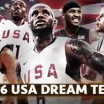 2016リオ五輪のアメリカ代表チーム候補選手30名が発表、ドリームチームに相応しいメンバーが勢揃い