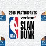 NBAダンクコンテスト2018の出場者が発表、アーロンゴードンを筆頭に参戦ダンカー達を分析してみた