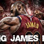 NBA界のキング、レブロンジェームズのキャリアランダムミックス