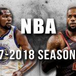 NBA 2017-2018シーズンミックス動画を公開